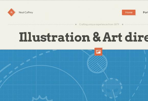 Portfolio WordPress Theme Thumbnail