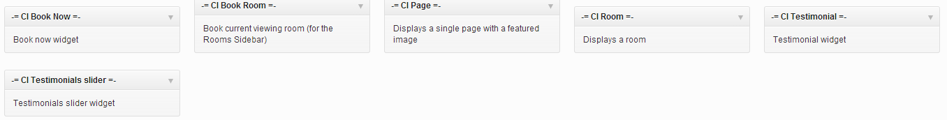 sixtyone_specific_widgets
