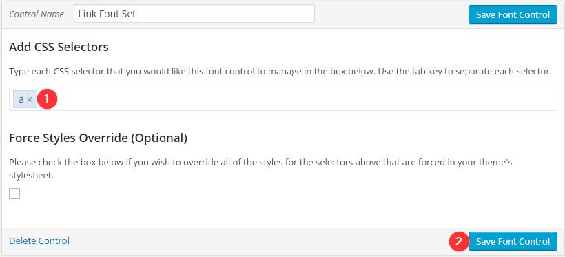 font_control_selector