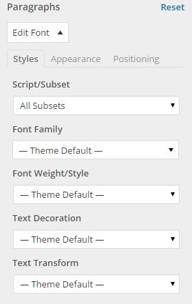 paragraph_font