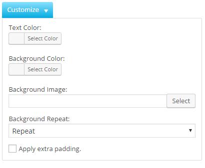 widget_customize