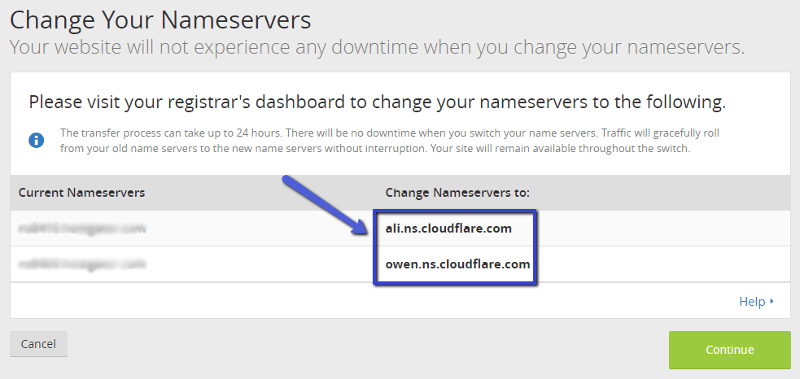 change-nameservers-cloudflare-cdn