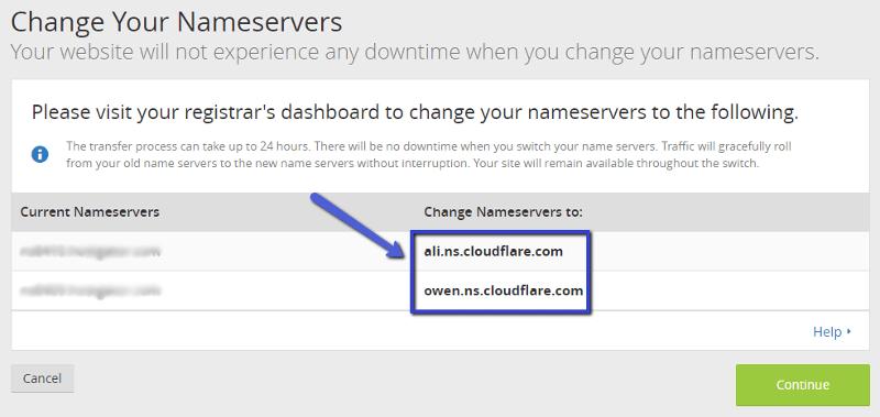 change-nameservers-cloudflare-cdn
