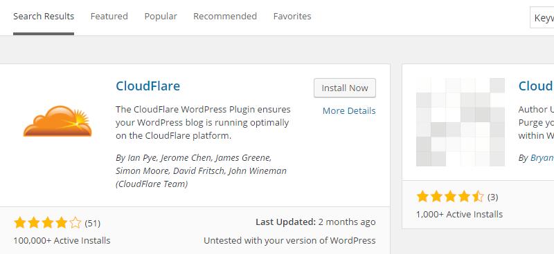 wordpress-plugin-install-cloudflare-cdn