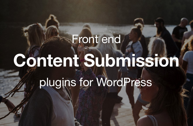 front_end_content_submission_plugins