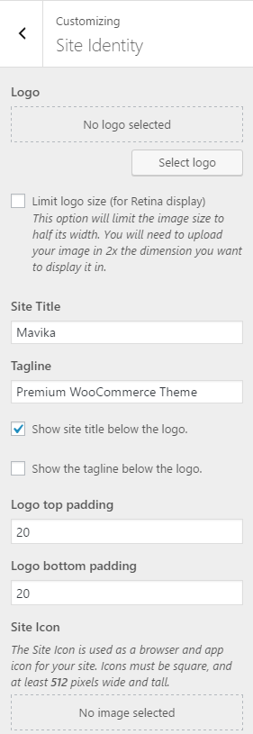 mavika-siteidentity