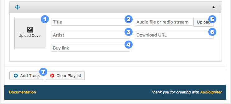 AudioIgniter - The free WordPress audio player