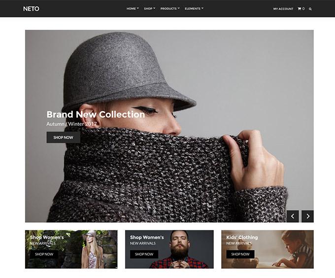 Neto WooCommerce Theme
