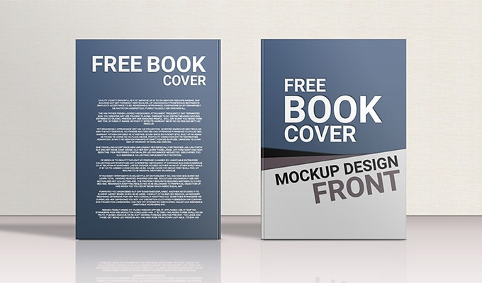 25 Best Free Book Mockups Psd Cssigniter