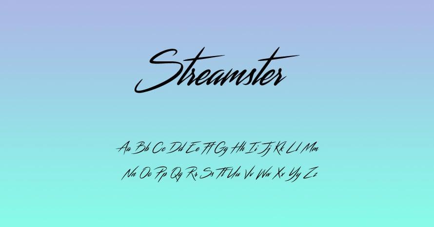 20 Best Free Script Fonts • CSSIgniter
