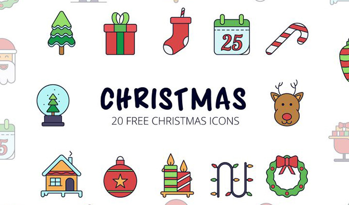 Christmas Graphics Free.20 Free Christmas Graphic Resources Cssigniter