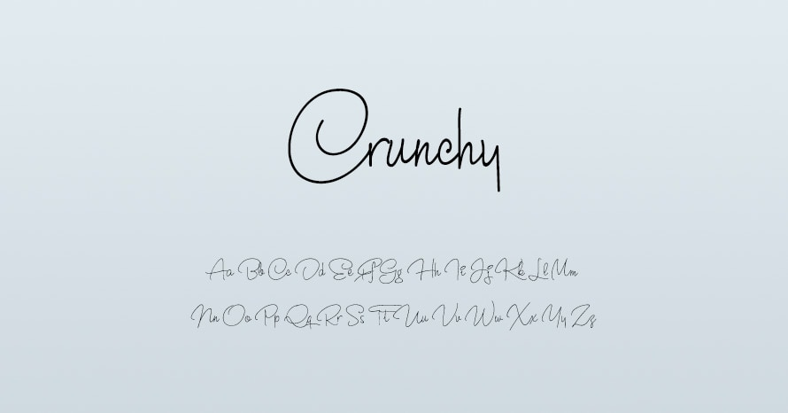 20 Best Cursive Fonts to Download for Free • CSSIgniter